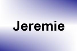Jeremie name image