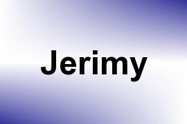 Jerimy name image