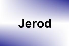 Jerod name image