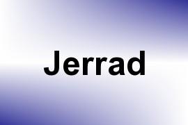 Jerrad name image