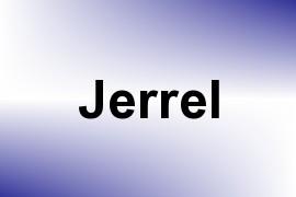 Jerrel name image