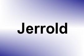 Jerrold name image