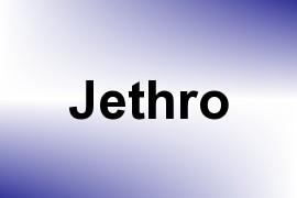 Jethro name image