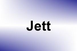 Jett name image