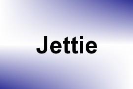 Jettie name image