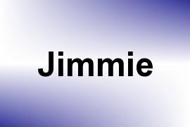 Jimmie name image