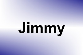Jimmy name image
