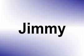 Jimmy name image