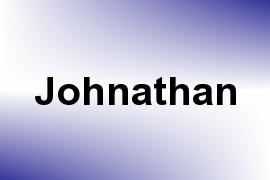 Johnathan name image