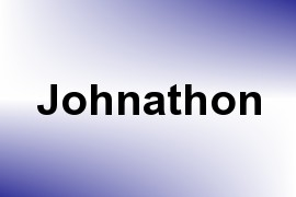 Johnathon name image