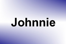 Johnnie name image
