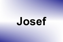 Josef name image