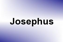 Josephus name image