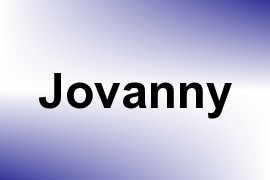 Jovanny name image
