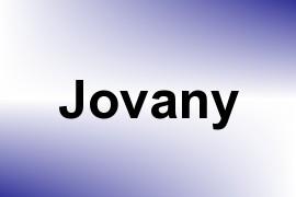 Jovany name image