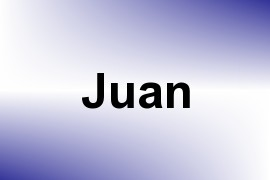 Juan name image