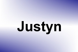 Justyn name image