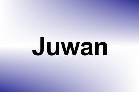 Juwan name image