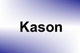 Kason name image