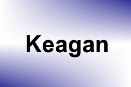 Keagan name image