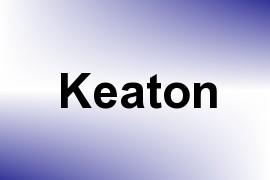 Keaton name image
