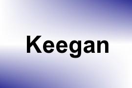 Keegan name image