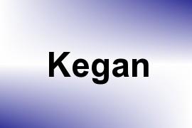 Kegan name image