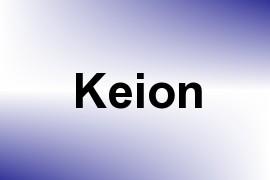 Keion name image