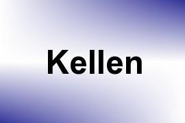 Kellen name image
