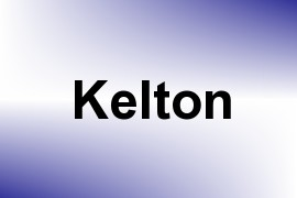 Kelton name image