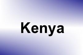 Kenya name image