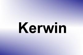 Kerwin name image