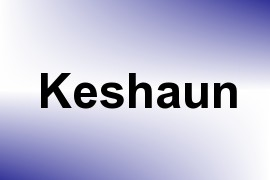 Keshaun name image