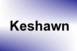 Keshawn name image