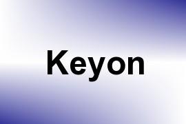 Keyon name image