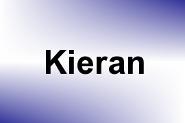 Kieran name image