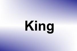 King name image