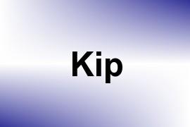 Kip name image