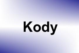 Kody name image