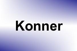 Konner name image