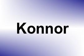 Konnor name image