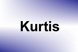 Kurtis name image