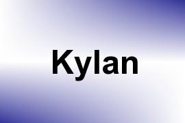 Kylan name image