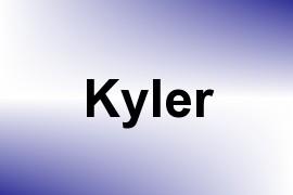 Kyler name image