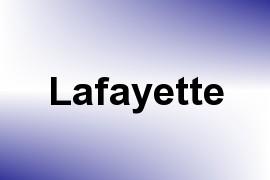 Lafayette name image