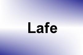 Lafe name image