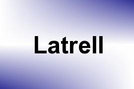 Latrell name image