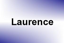 Laurence name image