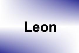 Leon name image