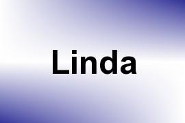 Linda name image